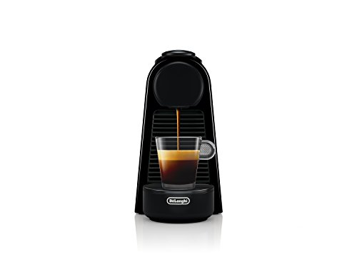 Nespresso Essenza Mini Coffee and Espresso Machine by DeLonghi, Black