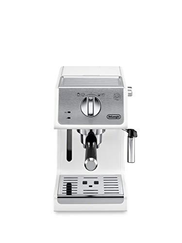 De'Longhi ECP3220W 15 Bar Espresso Machine with Advanced Cappuccino System White