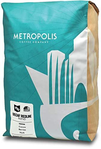Medium Roast Coffee, Fresh Roasted Decaf Coffee, Decaf Redline Espresso, 5 lb Bag, Press Espresso