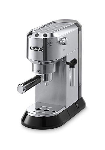 De'Longhi EC680M Espresso, Stainless Steel, Metallic