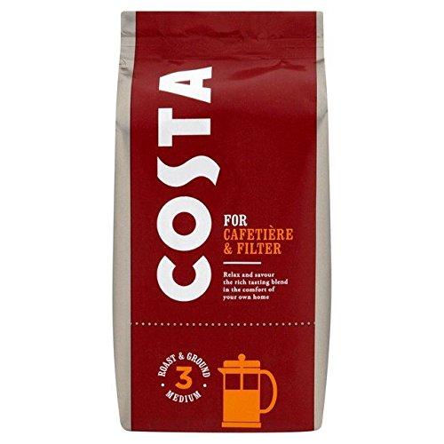 Costa Roast & Ground Coffee - 200g