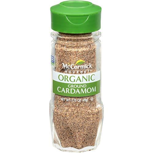 McCormick Gourmet Organic Ground Cardamom, 1.75 oz