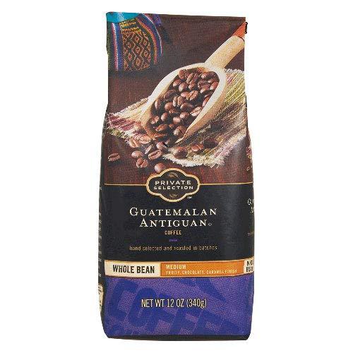 Private Selection Guatemalan Antiguan Whole Bean Medium Roast Coffee 12 oz (Pack of 3)