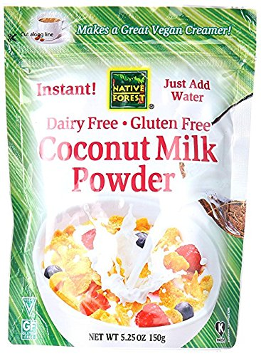Native Forest Coconut Milk Powder 2-Pack (5.25 oz Each)