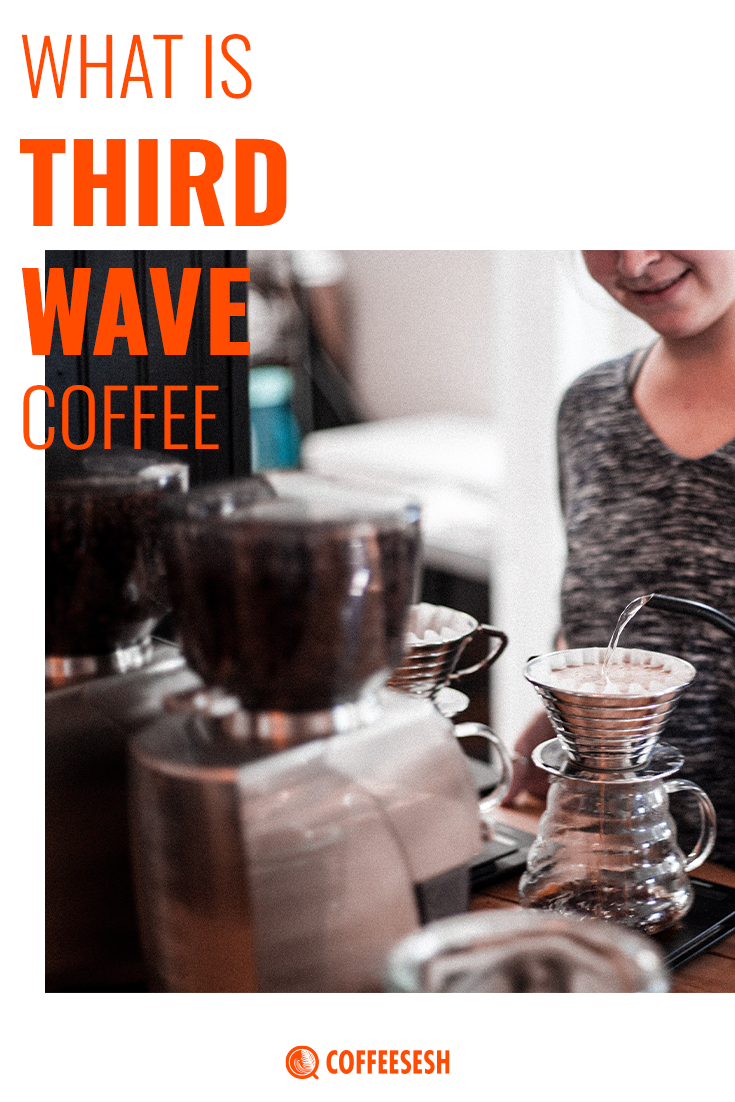 What's Third Wave Coffee?