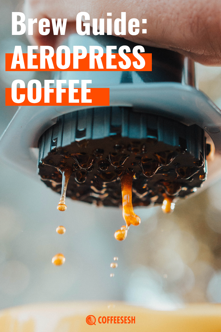 Brew Guide: Aeropress Coffee
