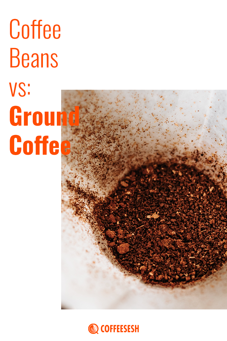 Coffee comparison: Coffee Beans vs Ground Coffee