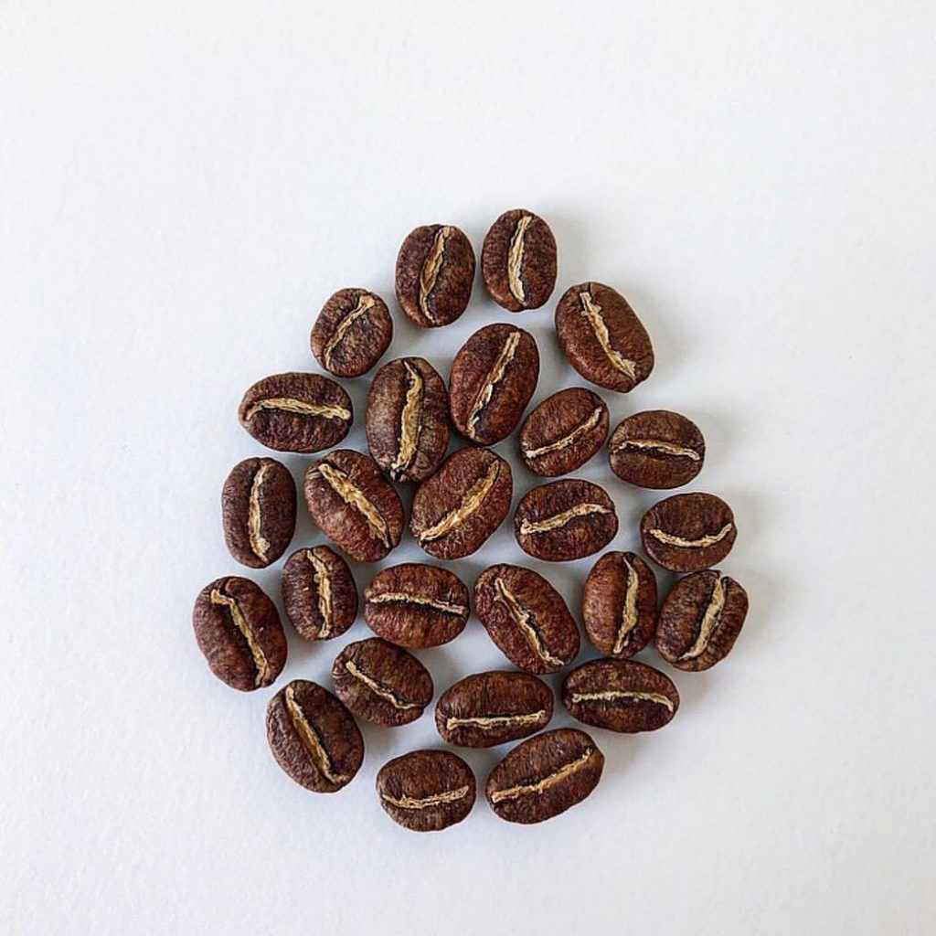 coffee beans vs ground coffee