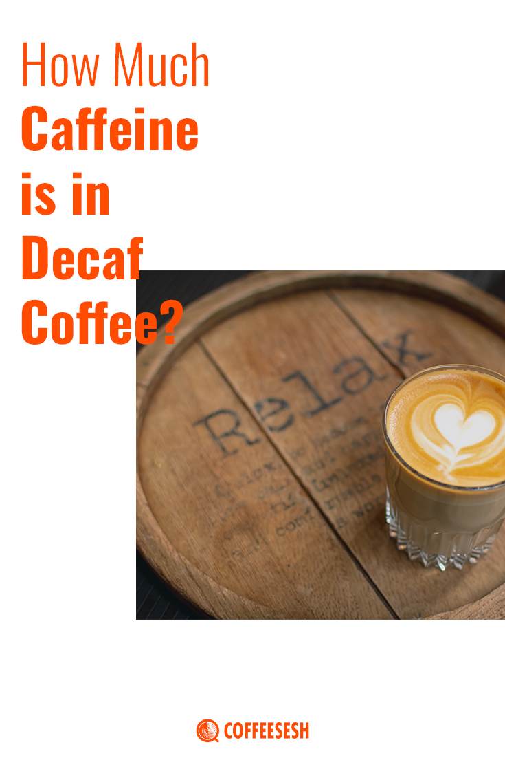 Coffee Tips: How Much Caffeine is in Decaf Coffee?