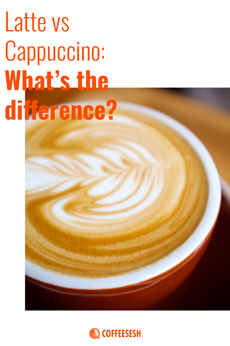 Lattes vs Cappuccinos: What's the Difference? at CoffeeCess