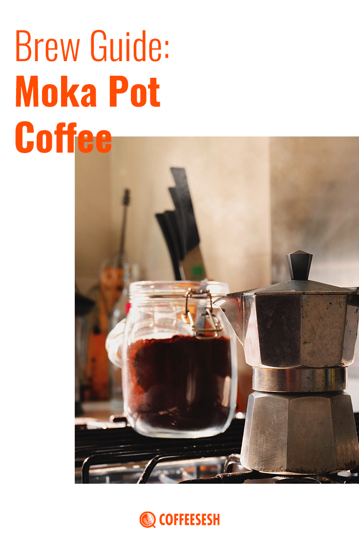 Moka Pot Brewing Guide: How to Make Moka Pot Coffee