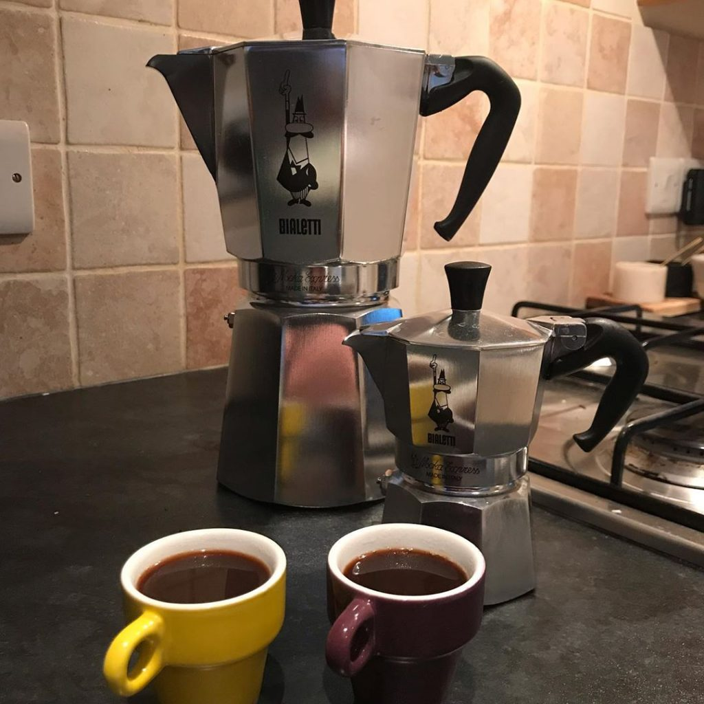 Brew Guide: Moka Pot Coffee | Coffee Sesh