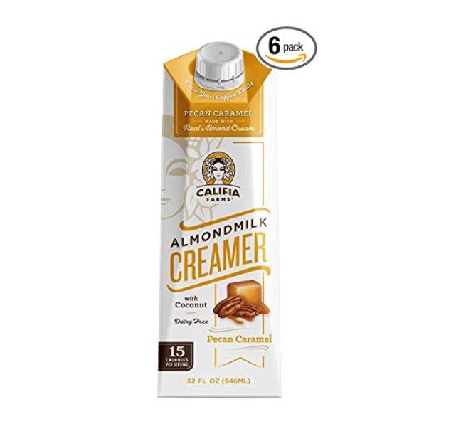 10 Vegan Coffee Creamers
