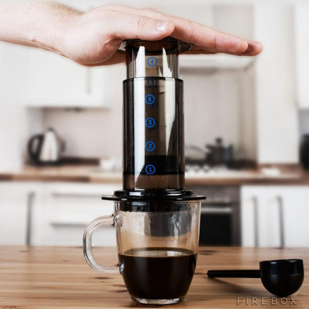 brew guide: Aeropress