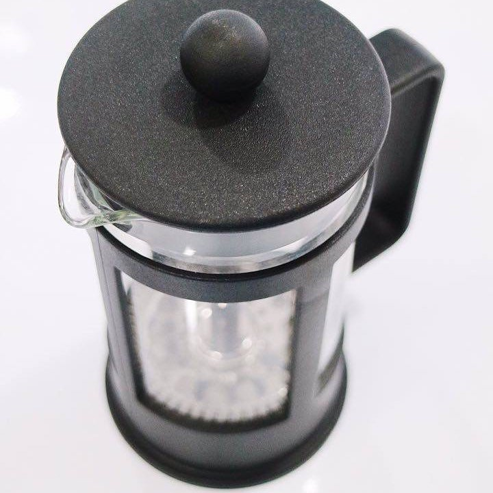 brew guide: french press