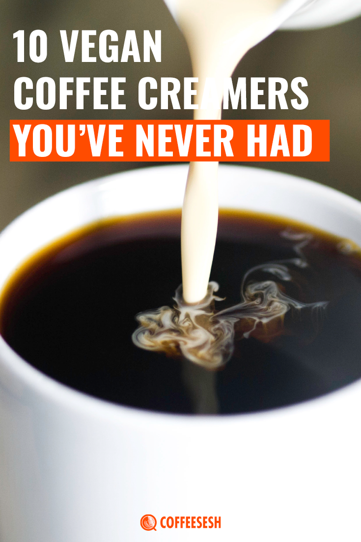 10 Vegan Coffee Creamers You've Never Tried|Buyers Guide 2020