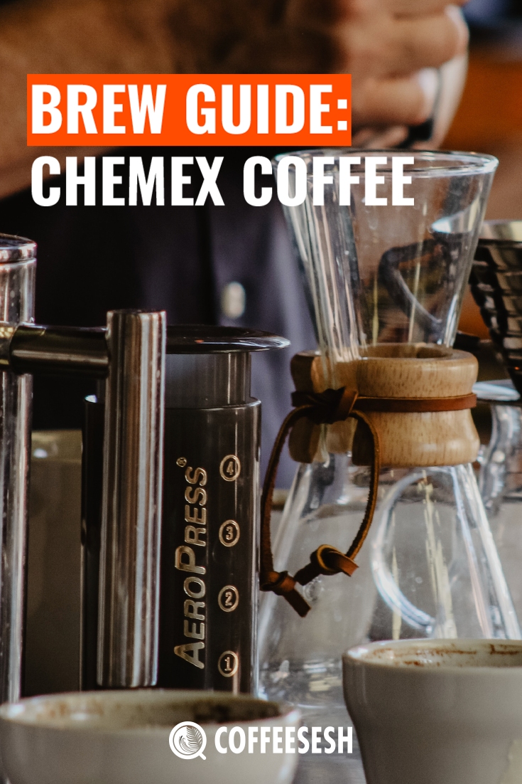 Brew Guide: How to use Chemex Coffee |Coffee Sesh