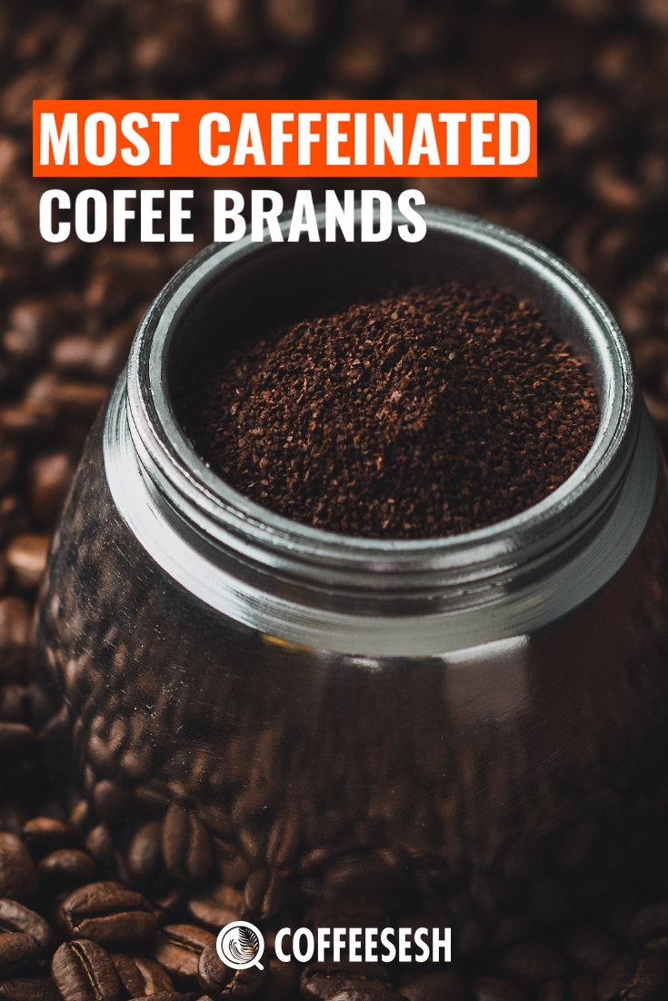 The Most Caffeinated Coffee Brands on the Market