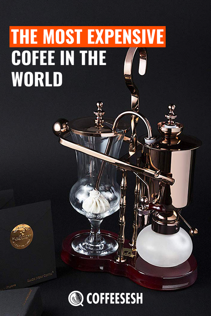 The Most Expensive Coffee in the World; Kopi Luwak Coffee