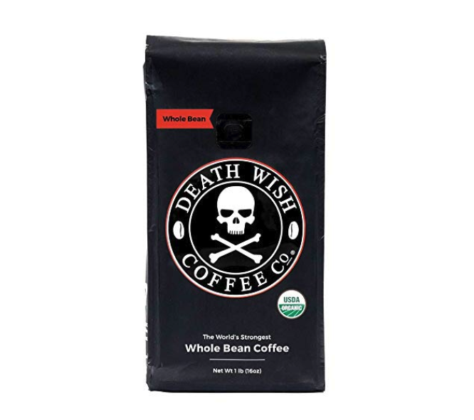 Most Caffeinated Coffee Brands