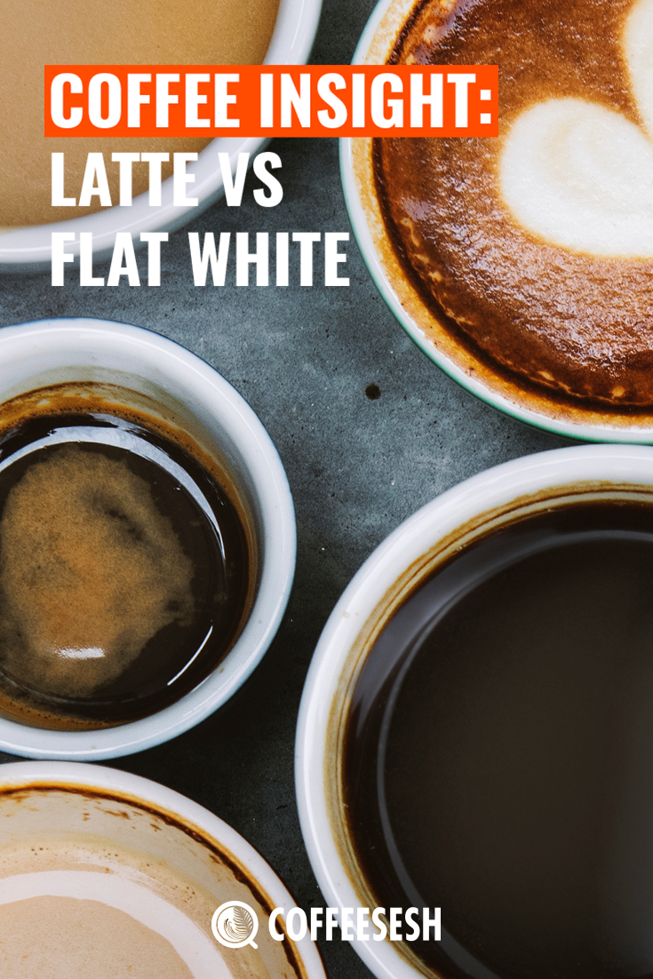 Coffee Insight: Flat White VS Latte, A Guide