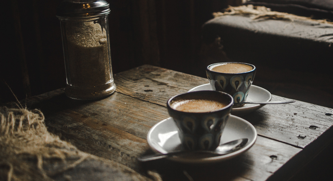 Coffee Inspector Flat White VS Cortado
