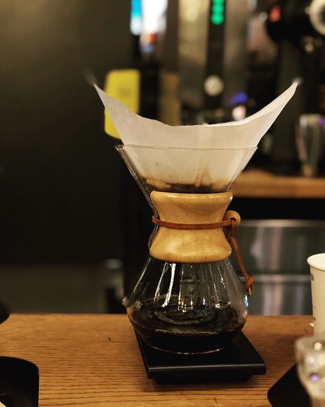Coffee Inspector: Pour Over vs. Chemex