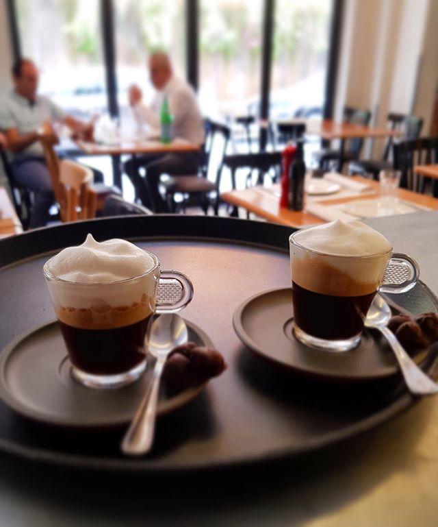 Espresso-Based Treat: Cortado Coffee
