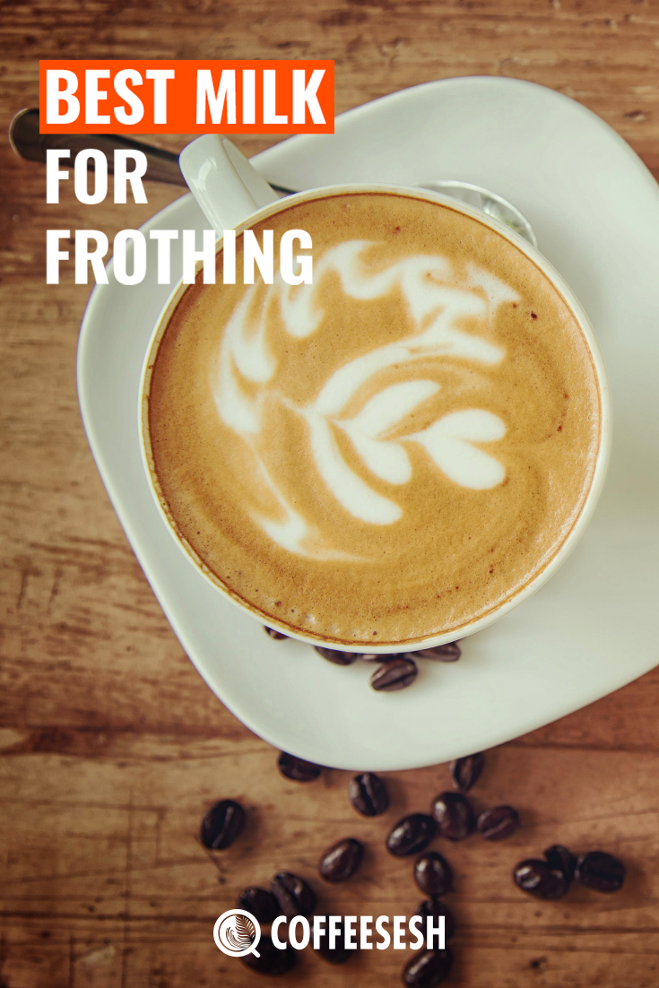 List of The Best Milk For Frothing Your Coffee