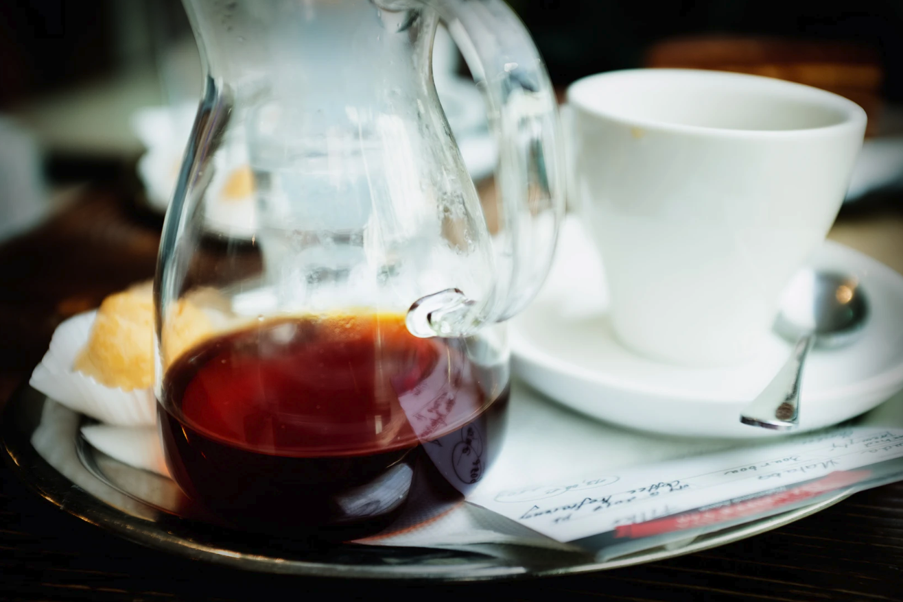 Coffee or Wine? You Can Get Both With Wine Infused Coffee