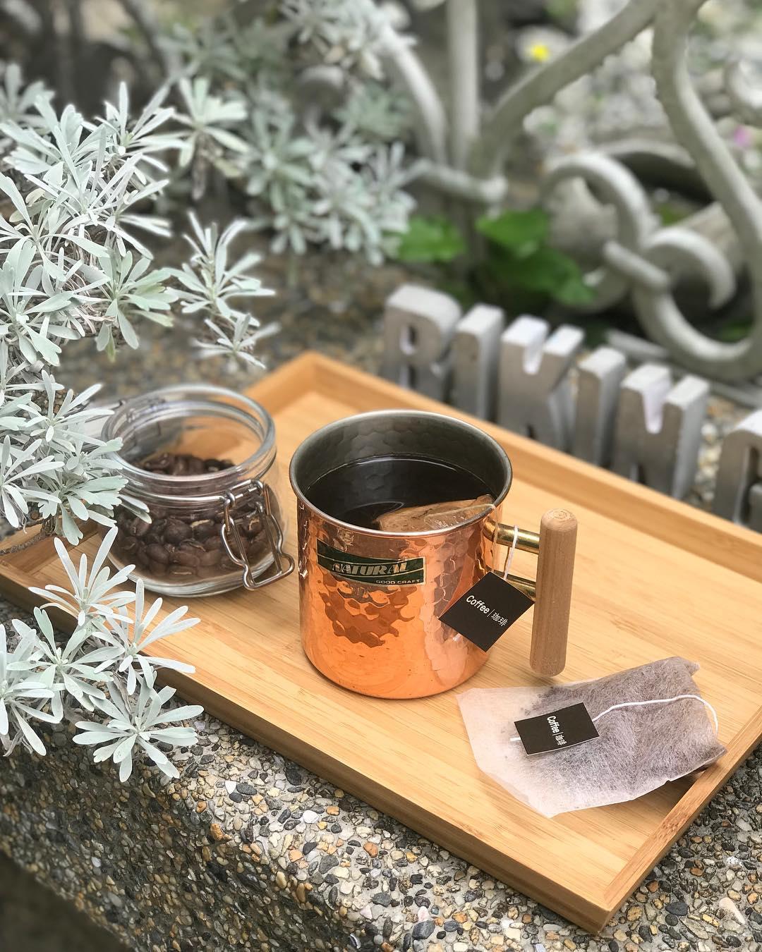 The Future of Coffee Tea Bag Coffee (Steep Brewing)