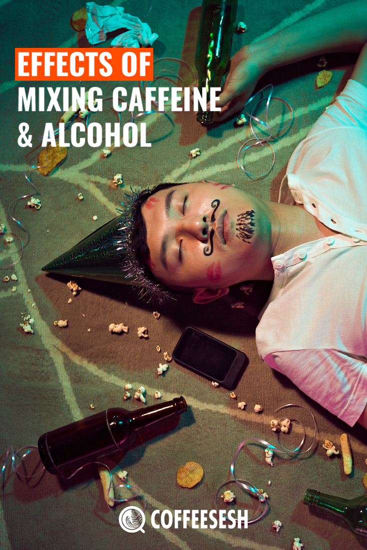 Effects of Mixing Caffeine And Alcohol (Science Facts)
