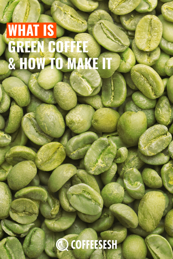 What is Green Coffee & How to Make it?