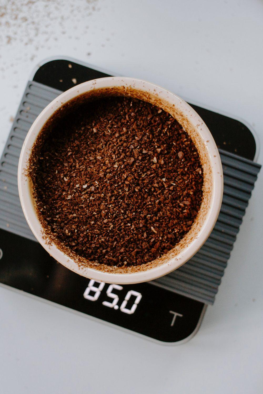 Coarse Ground Coffee