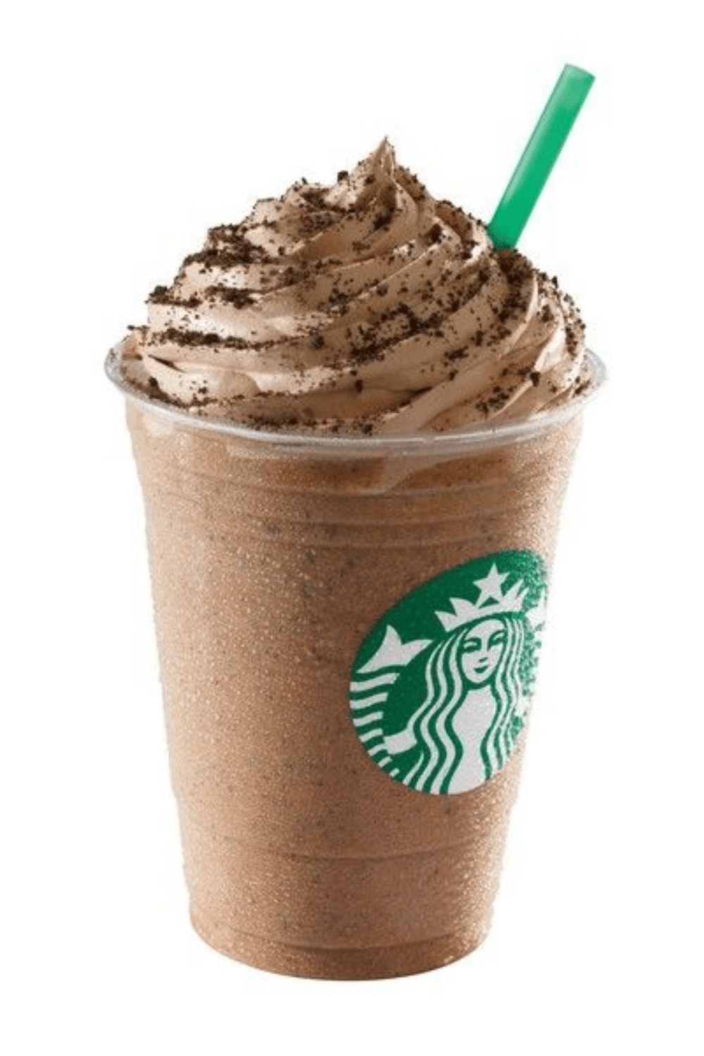 What is a frappuccino?