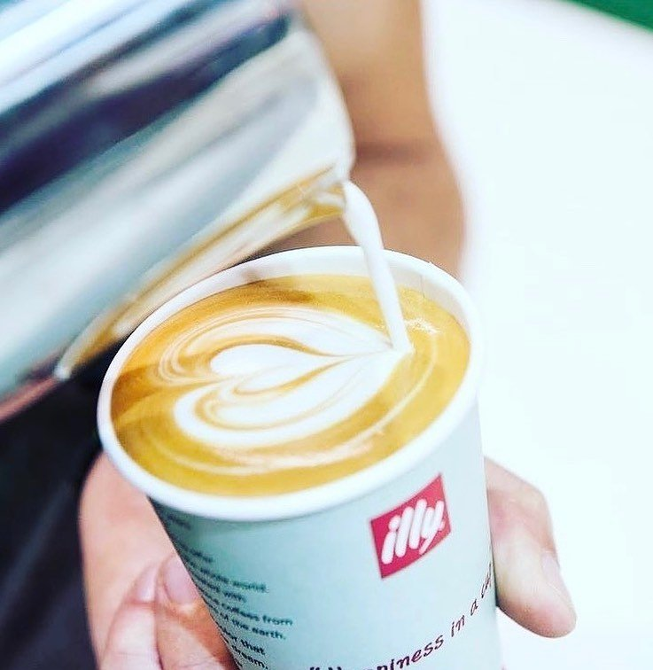 espresso from illy